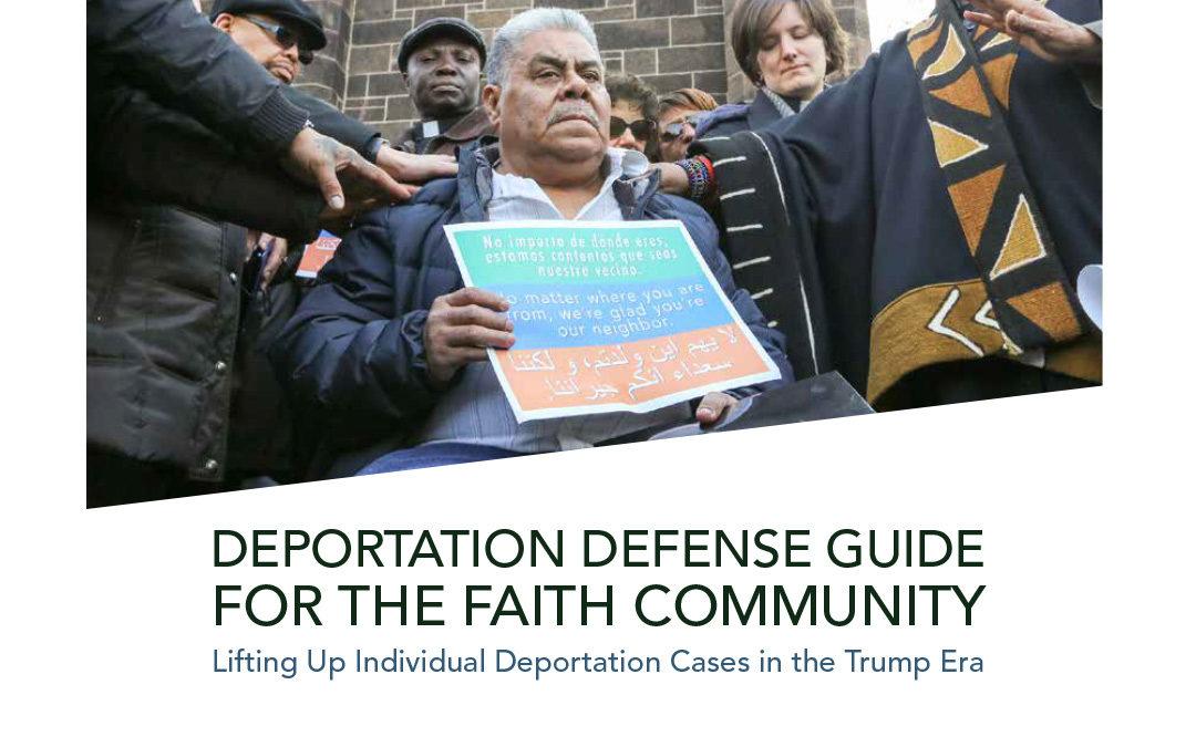 Deportation Defense Guide