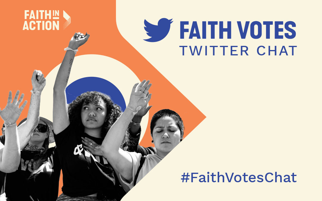#FaithVotesChat